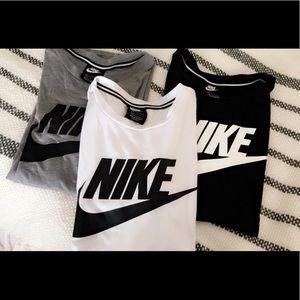 Nike Cotton Blend soft tees (Bundle)